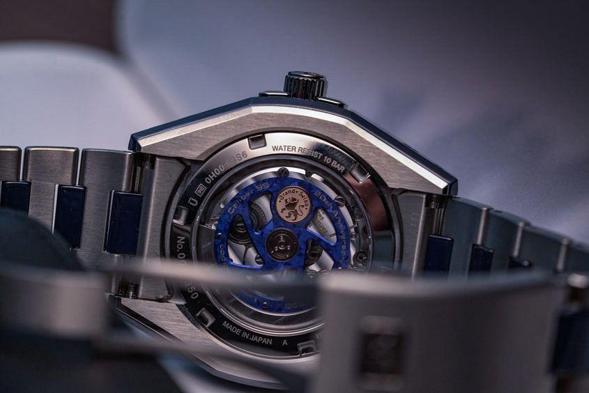 """Grand Seiko Blue Ceramic Hi-Beat GMT """"Special"""""""