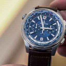 VIDEO: From a piece of steel to a finished watch – how the Jaeger-LeCoultre Polaris is made
