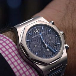 HANDS-ON: The Girard-Perregaux Laureato Chronograph