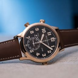HANDS-ON: The Patek Philippe Ref. 5524 Calatrava Pilot Travel Time