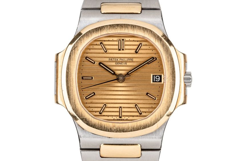 LIST: Follow the two-tone yellow gold road to find some great value vintage watches