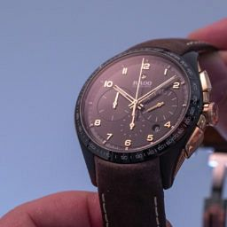 Rado HyperChrome Bronze Swiss Watch Luxury