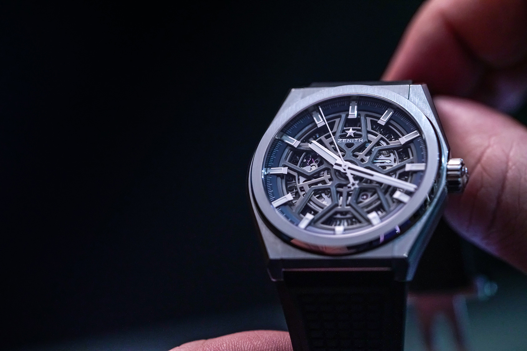 HANDS-ON: The Zenith Defy Classic Skeleton — a Defy Lab