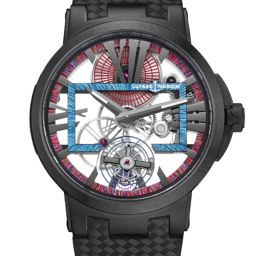 LIST: Never get bored in the boardroom again with these 3 takes on the Ulysse Nardin Executive Skeleton Tourbillon