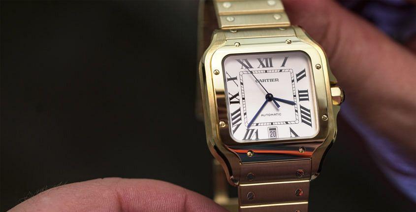 VIDEO: A modern classic –Cartier's Santos de Cartier
