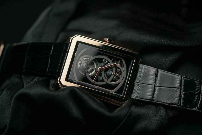 Chanel boy friend skeleton 4 845x564 - INSIGHT: A brief history of time – as seen by Chanel