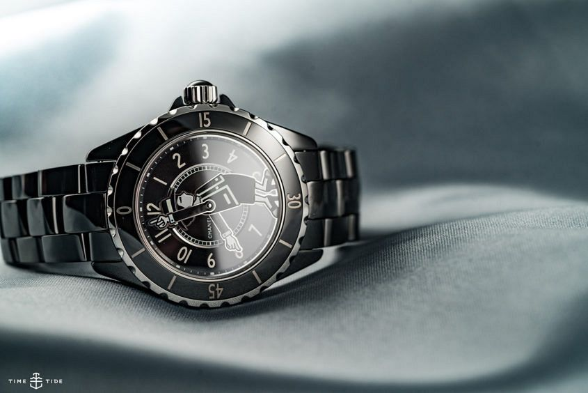 Chanel j12 845x564 - INSIGHT: A brief history of time – as seen by Chanel