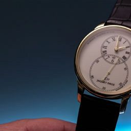 VIDEO: Jaquet Droz Grande Seconde Tribute