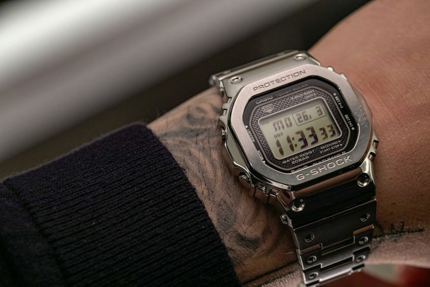 Casio G Shock Full Metal
