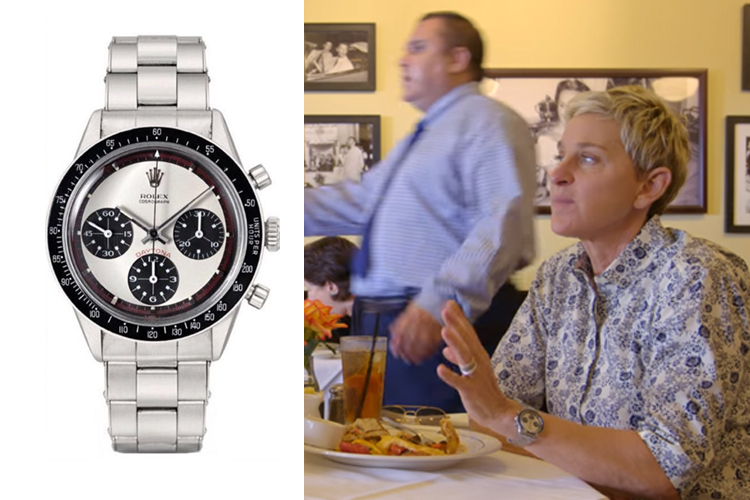 Watchspotting 14 Of The Best Watches Spotted In Comedians In Cars