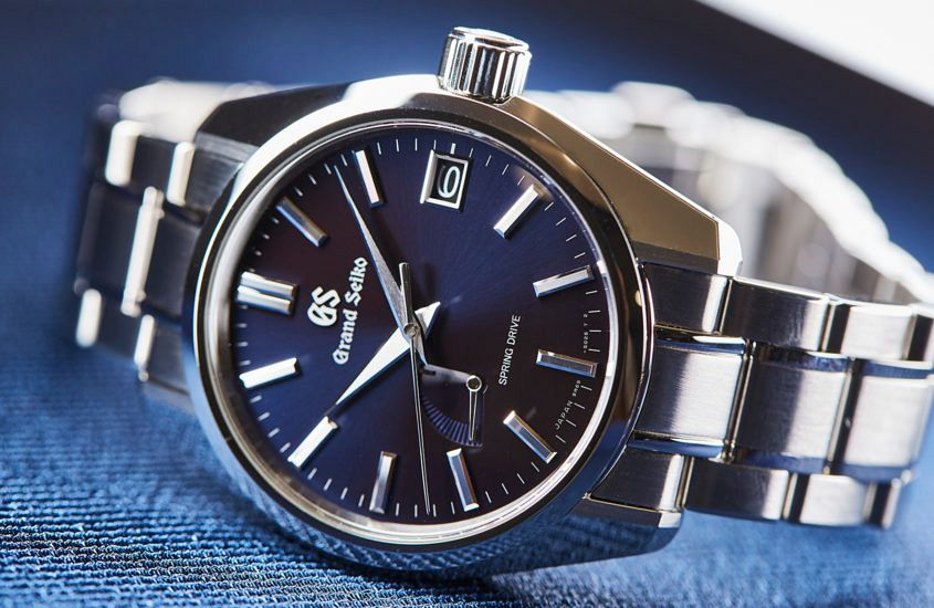 Grand Seiko SBGA375 1 845x550 - HANDS-ON: Everyday simplicity done right – the Grand Seiko Spring Drive SBGA375