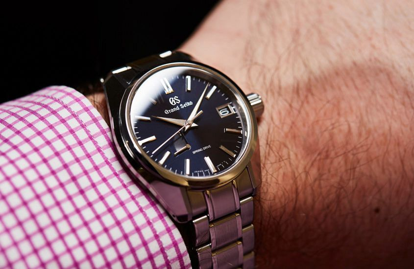 Grand Seiko SBGA375 9 845x550 - HANDS-ON: Everyday simplicity done right – the Grand Seiko Spring Drive SBGA375