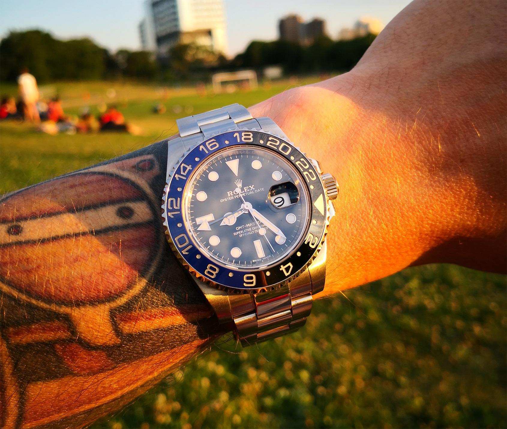 Rolex GMT