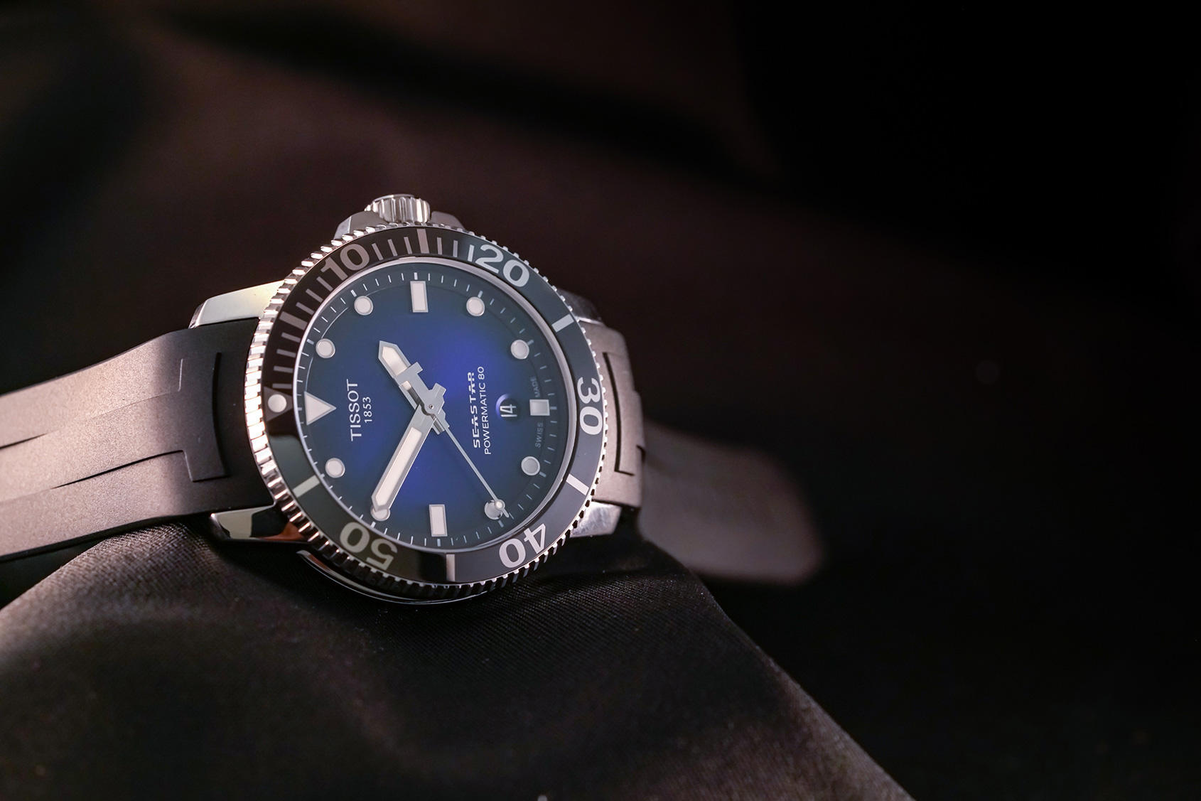 VIDEO  Is the Tissot Seastar 1000 Powermatic 80 the best-value diver ... 0e32d84d4eb