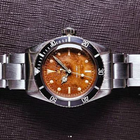 WatchPartsMotorCycles 6 - WHO TO FOLLOW: @WatchPartsMotorCycles –a guy who bought a watch with gold bullion