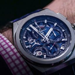 VIDEO: The Zenith Defy El Primero 21 – a cutting-edge chronograph