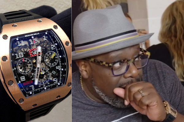 WATCHSPOTTING: 14 of the best watches spotted in 'Comedians