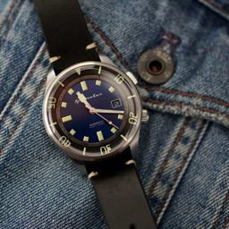 HANDS-ON: The Spinnaker Bradner – a stylish retro diver for under $300