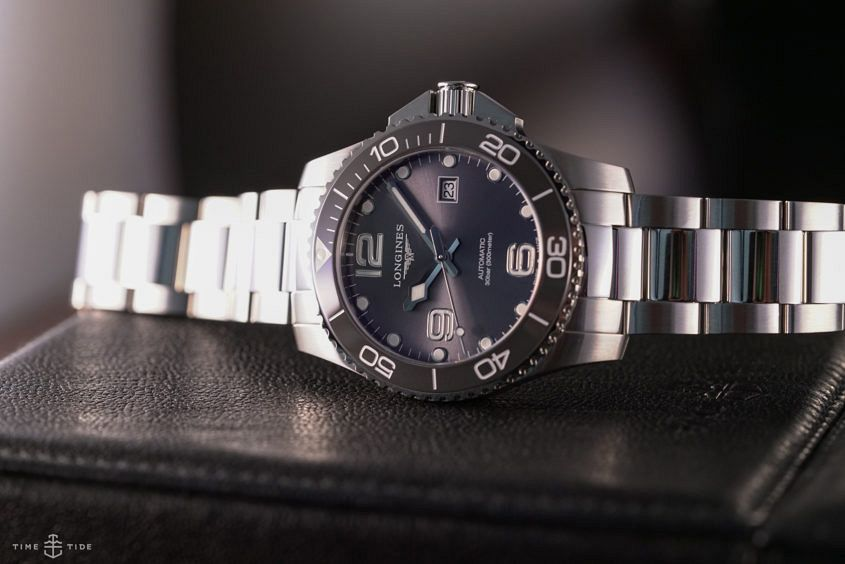 HANDS-ON: The Longines HydroConquest receives a ...