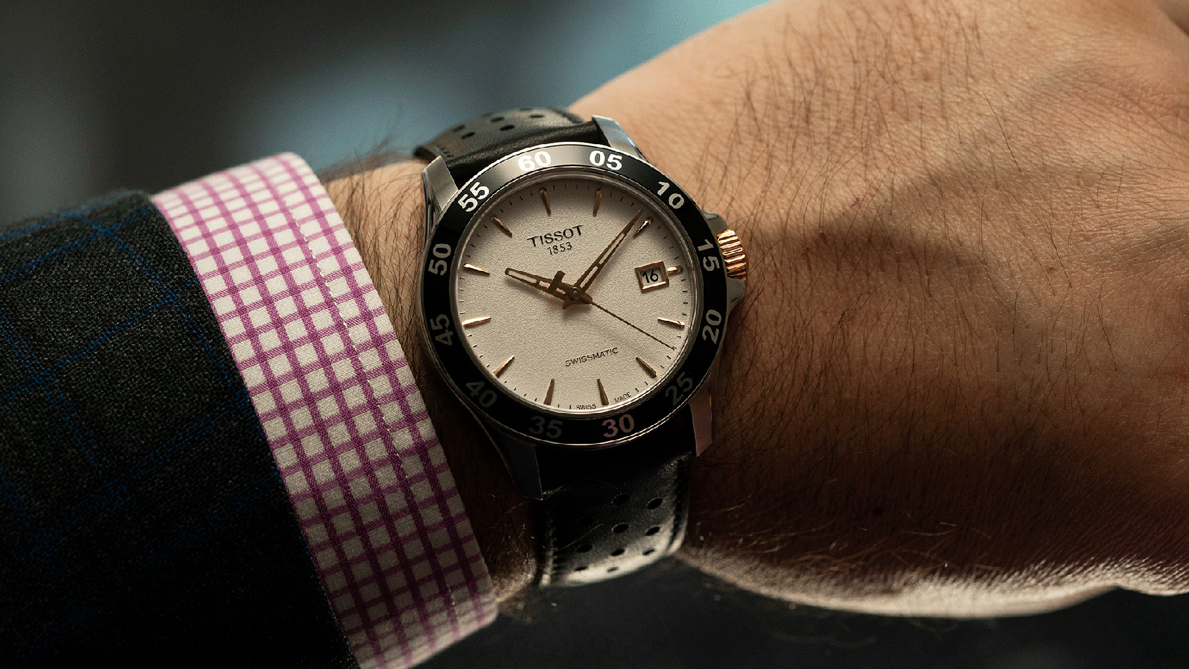 Video The Tissot Swissmatic A Great Entry Into The World Of