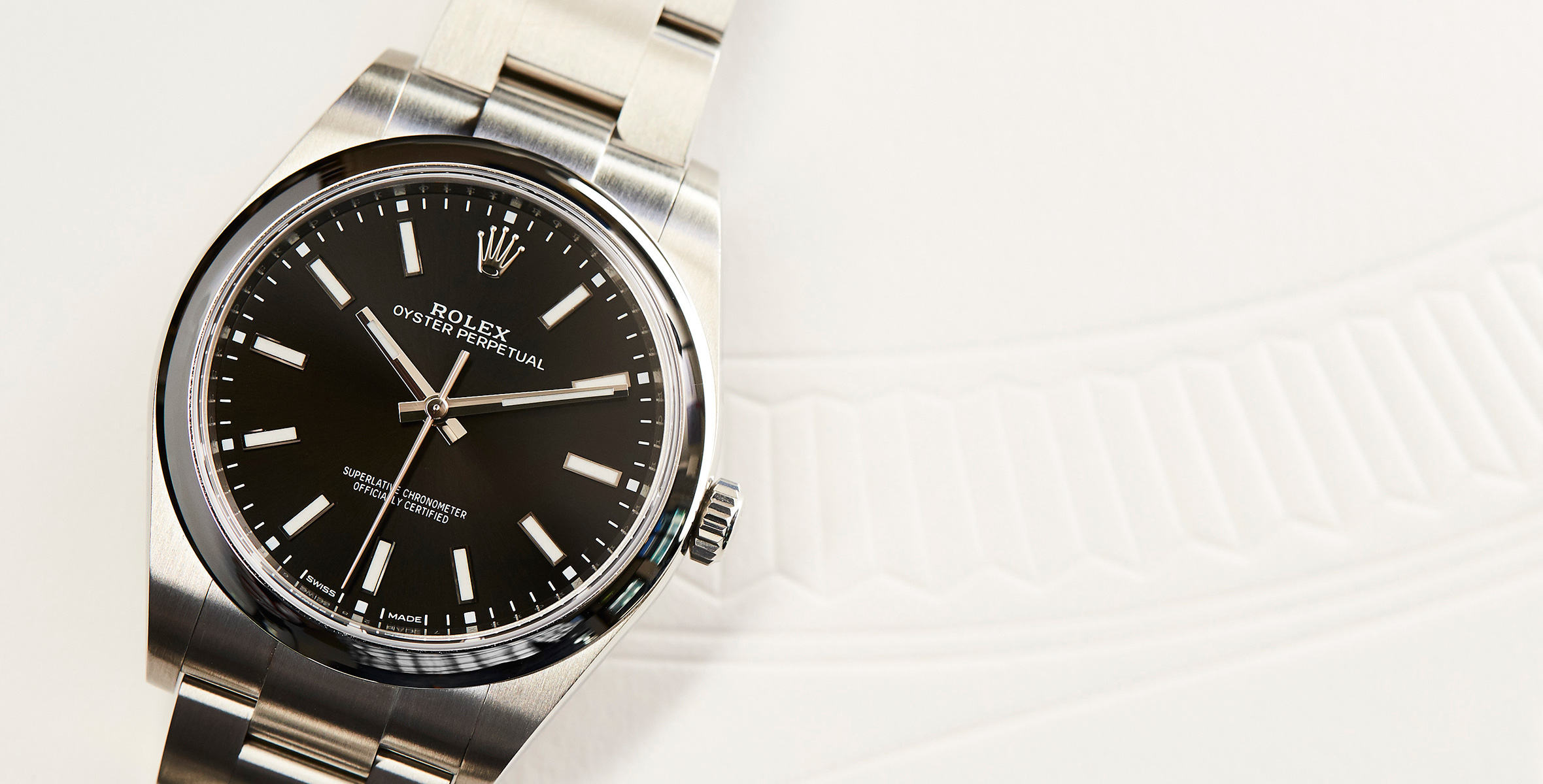 Hands On A Classic In Its Purest Form The Rolex Oyster Perpetual