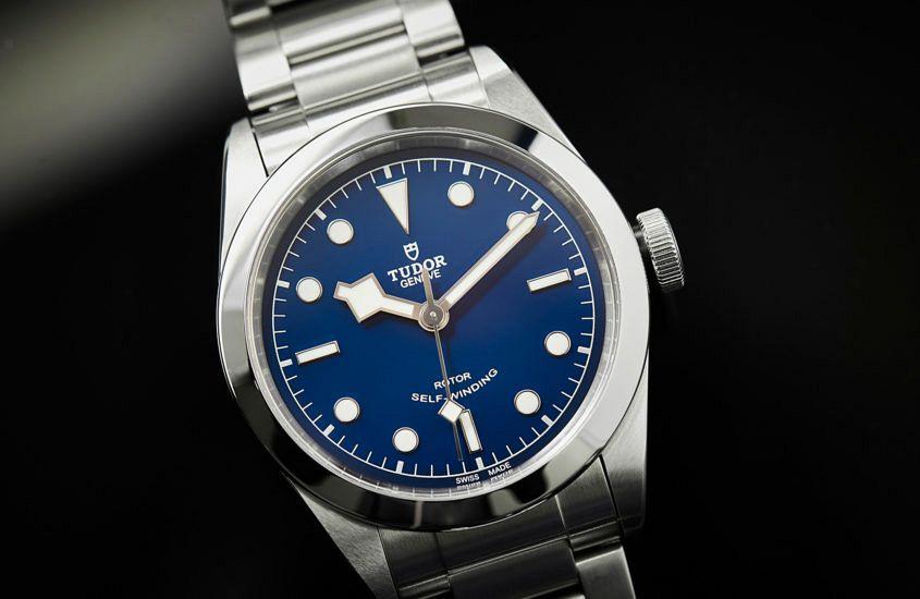 Tudor Black Bay 41 Blue
