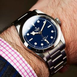 Tudor Black Bay 41 Blue