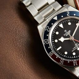Tudor Black Bay GMT slider Swiss Watch Luxury