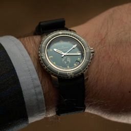 VIDEO: Diving into the Blancpain Fifty Fathoms Ocean Commitment III