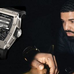 VIDEO: A closer look at Drake's sexy Richard Mille Erotic Tourbillon RM 69