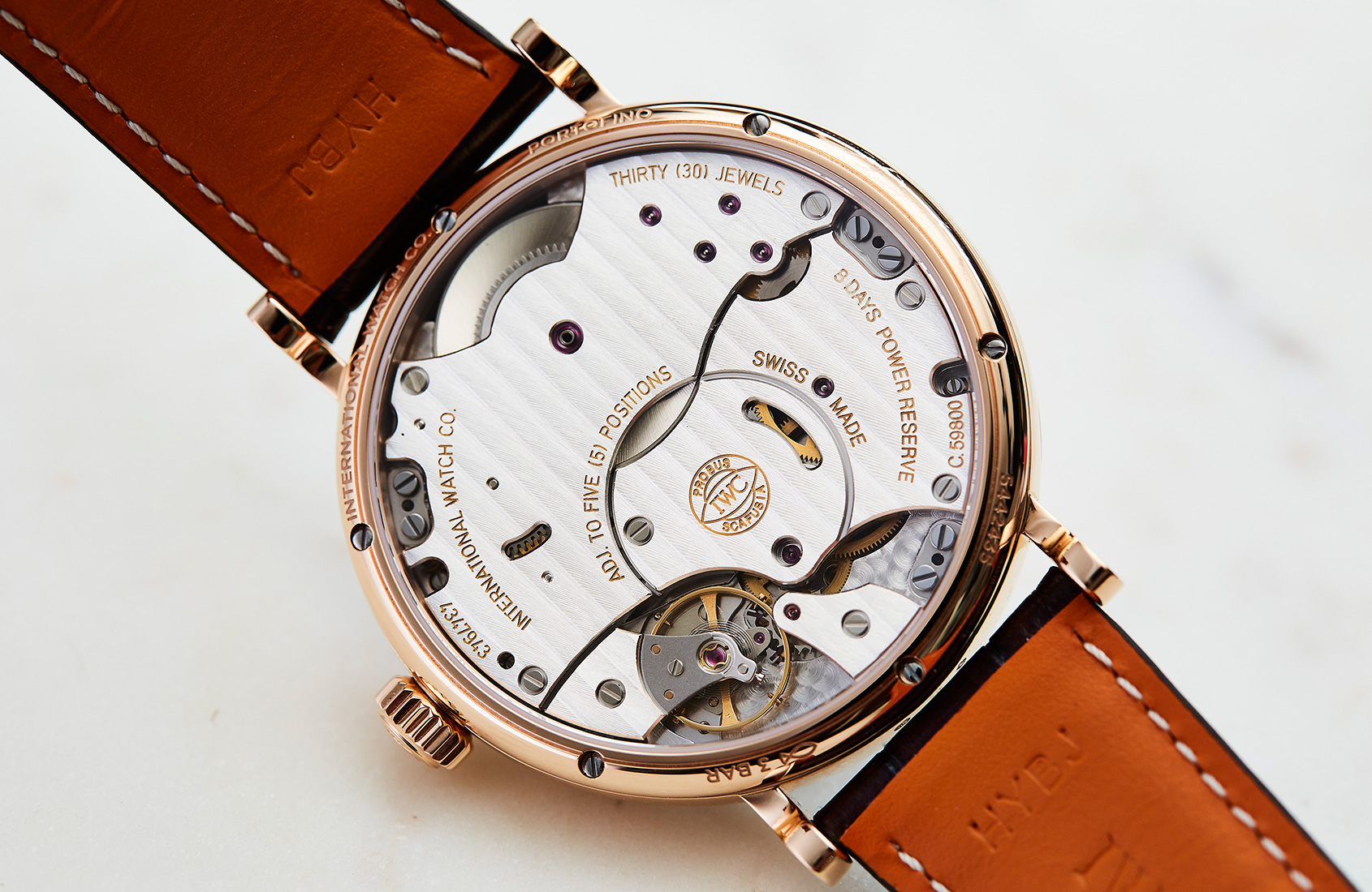 8463c6d44d43d HANDS-ON  Big-hearted – the IWC Portofino Hand-Wound Moon Phase ...