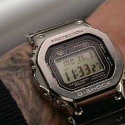 HANDS-ON: Heavy metal – the Casio G-Shock Full Metal GMW-B5000D-1