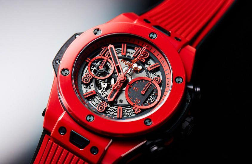 wear a better watch than your boss