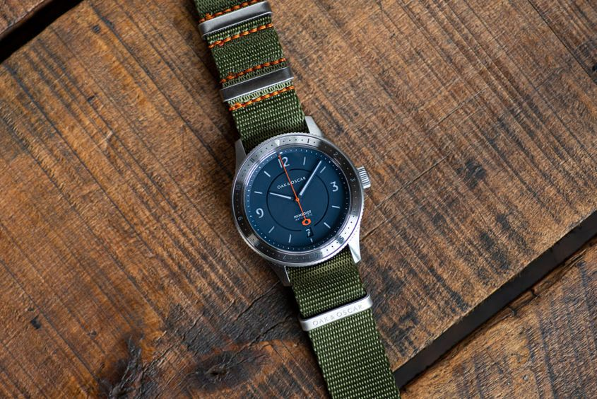 Introducing the oak oscar humboldt time and tide watches for Oak oscar watches