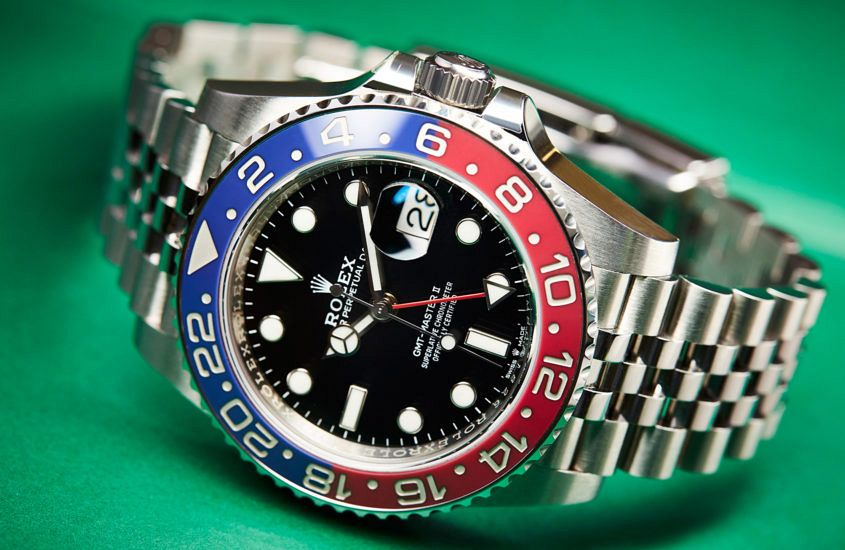 """Rolex GMT Pepsi 126710 BLRO 2 845x550 - The Enabler: How To Justify Buying Another Watch. (No.5  """"Th..."""