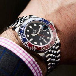 HANDS-ON: The Rolex GMT-Master II Pepsi (ref. 126710 BLRO)