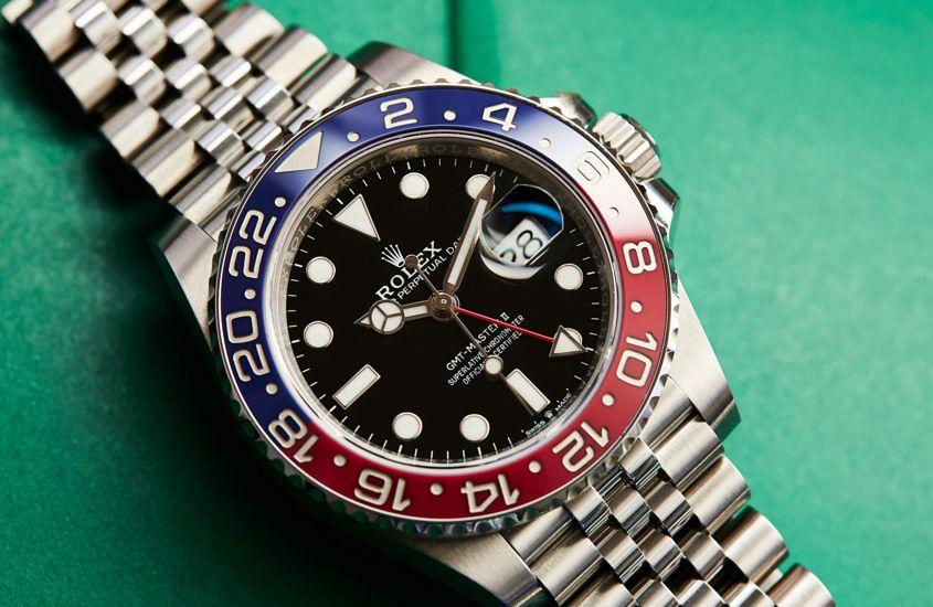 Rolex GMT-Master II 126710 BLRO
