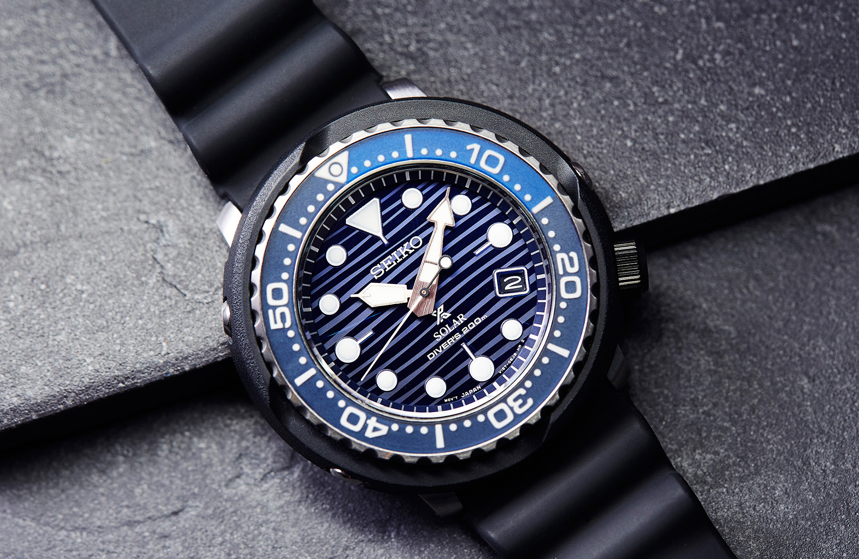 HANDS-ON: Seiko's Save The Ocean — Tuna style — with the Prospex