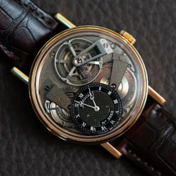 VIDEO: Never break the chain … Breguet's Tradition 7047 is a masterpiece of fine watchmaking