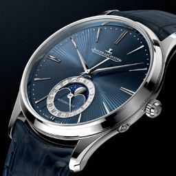 INTRODUCING: The Jaeger-LeCoultre Master Ultra Thin Moon Enamel