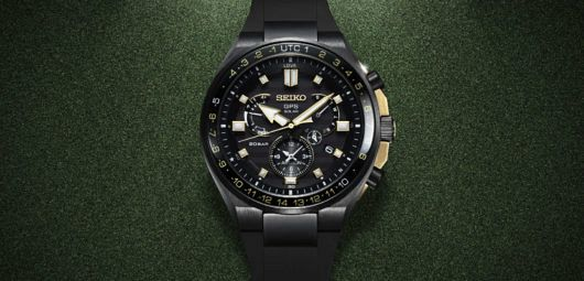 Seiko Astron Novak Djokovic Limited Edition SSE174J