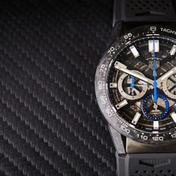 8614fdb54 VIDEO  Altered Carbon – TAG Heuer s Carrera Heuer 02 Carbon