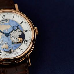 HANDS-ON: Around the world with the Breguet Classique Hora Mundi ref. 5717
