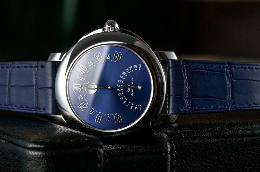 Gérald Genta 50th Anniversary Watch