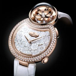 INTRODUCING: The Jaquet Droz Lady 8 Fleur and the Lady 8 Petite