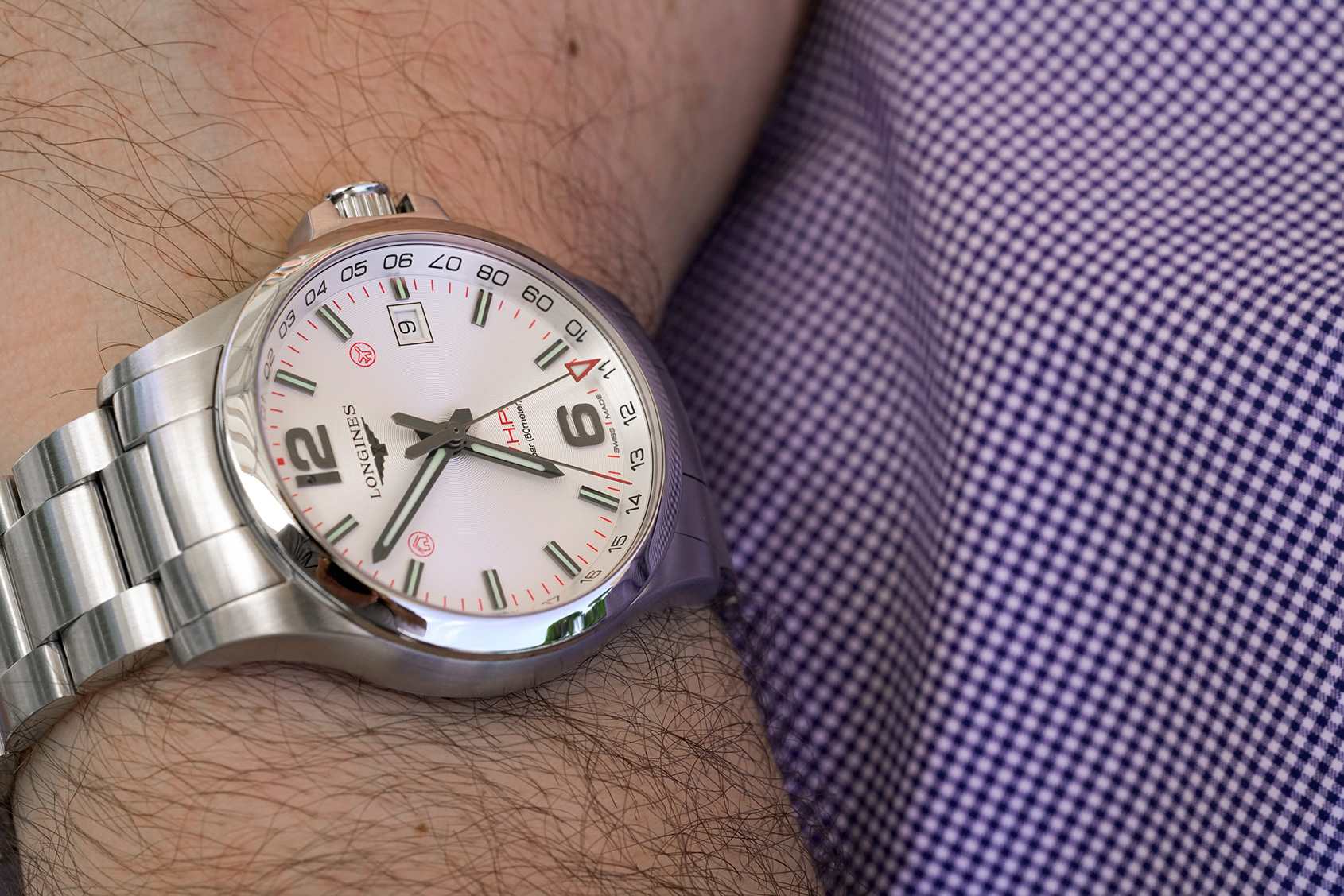 Longines Couple Watches Only In Rs