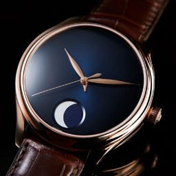 Moser Endeavour Perpetual Moon Concept