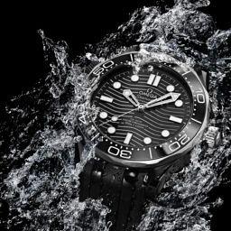 6ad90f06bc30 INTRODUCING  The Omega Seamaster Diver 300M in ceramic and titanium