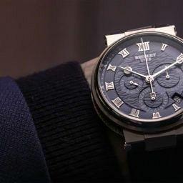 HANDS-ON: The Breguet Marine Chronograph ref. 5527