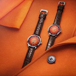 INTRODUCING: Glashütte Original gets spicy with two new pumpkin-hued Sixties models